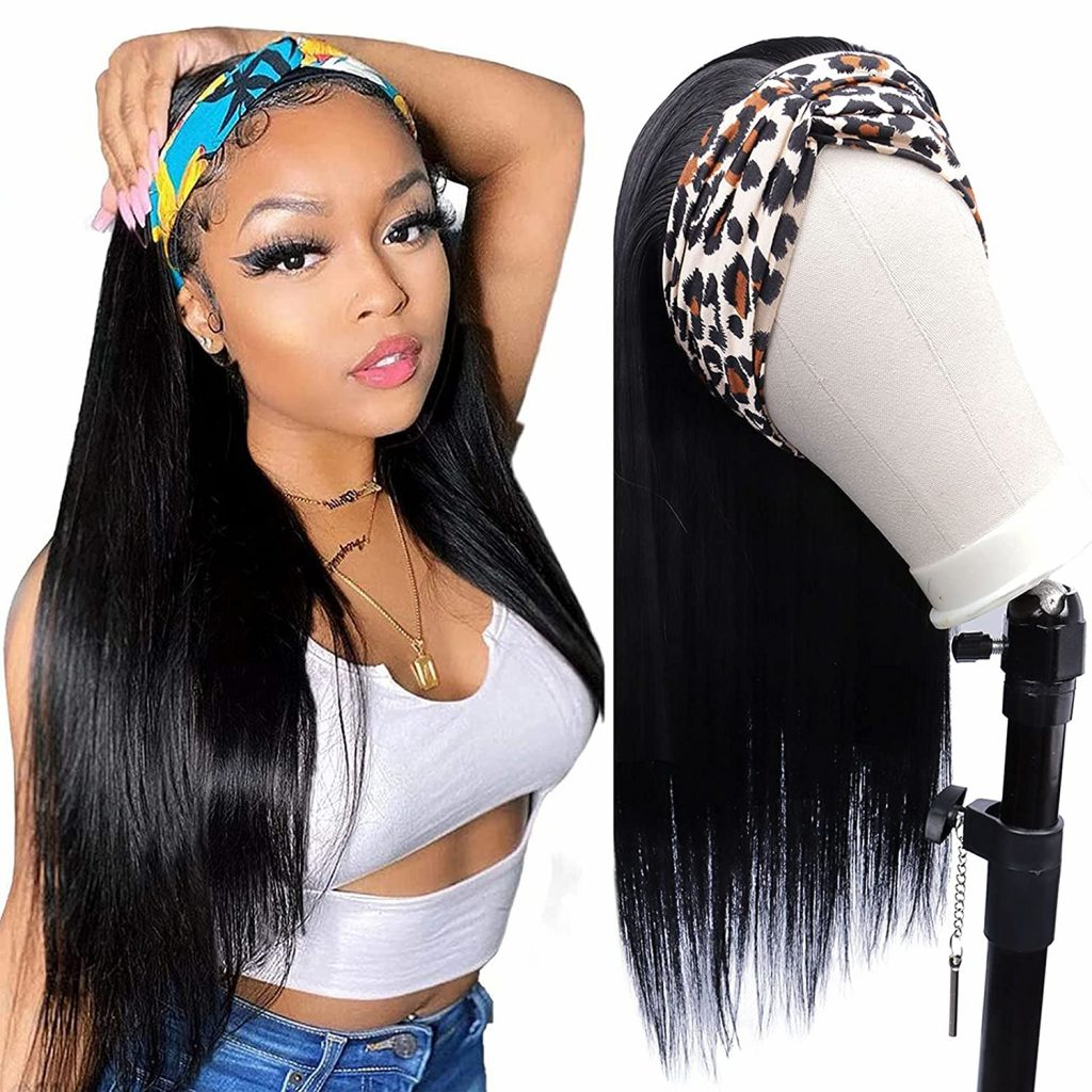 Headband Wig for Cosplay Costumes Daily