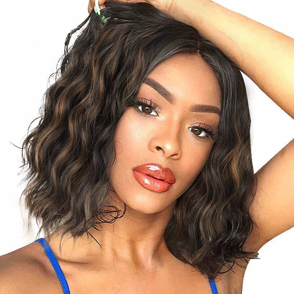 Stamped Glorious Wigs for Women